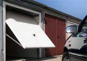Schwingtor DDR Garagen